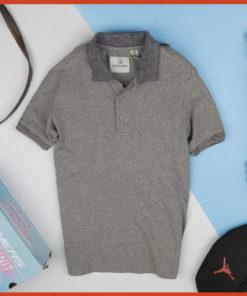 áo phông cổ polo nam xuất khẩu chất cotton