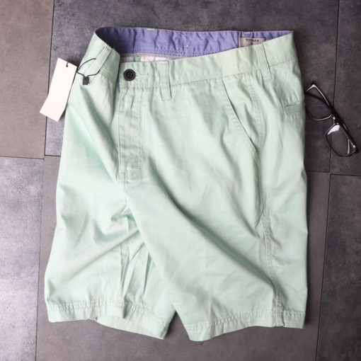 quần short kaki nam cao cấp túi hộp hàng hiệu form nhỏ
