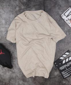 áo phông không cổ xả kho giảm giá cho nam